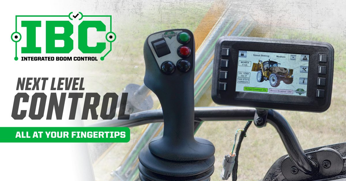 IBC - Boom Mower Controls